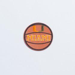 Термоаппликация Miami 6,7см