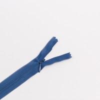 Молния потайная Т3 20см синий