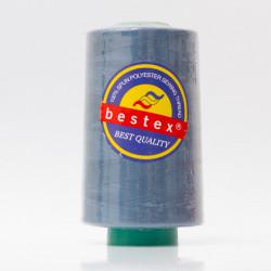 Нитки конус 5000 ярд 40/2 серо-голубой