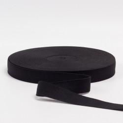 Резина бельевая 20мм черный