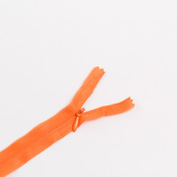 Молния потайная Т3 20см оранжевый