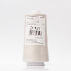 Нитки текстурированные 5000 ярд 150D/1 молочный