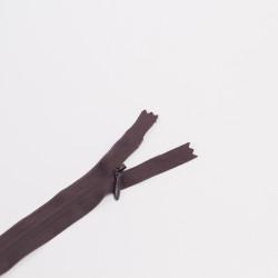 Молния потайная Т3 50см шоколад
