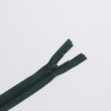Молния спираль Т5 70см разъемная зеленый