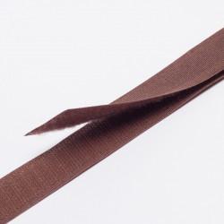 "Лента контактная ""Велкро"" пришивная 25мм яр.шоколад"