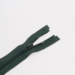 Молния спираль Т5 85см раз. т.зеленый