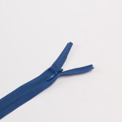 Молния потайная Т3 50см синий