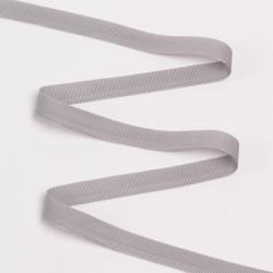 Лента брючная 15мм серый