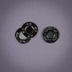 Кнопка магнитная пришивная 20мм никель