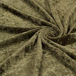 Ткань бархат микро плиссе