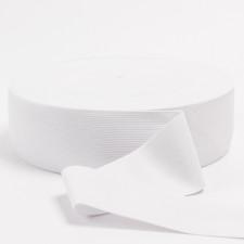 Резина бельевая 50мм белый