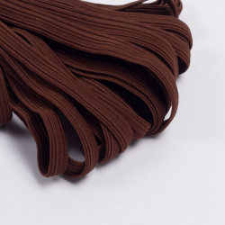 Резина продежка 10мм 10м/уп коричневый