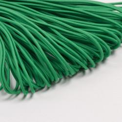 Резина шляпная 2мм св.зеленый