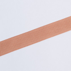 Лента ременная 30мм св.коричневый