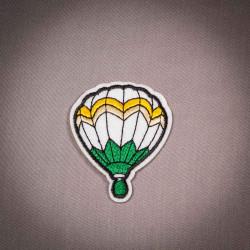 """Термоаппликация """"Воздушный шар"""" 6,5х5,2см"""