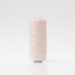 Нитки IDEAL 40/2 366м бело-розовый