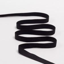 Лента киперная 13мм черный