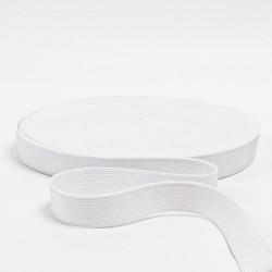 Резина бельевая 20мм белый