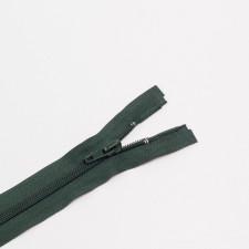 Молния спираль Т5 75см разъемная зеленый