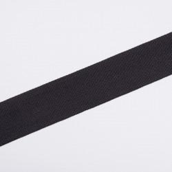 Лента ременная 40мм черный