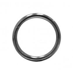 Кольцо металл разъемное 15х2,0мм никель