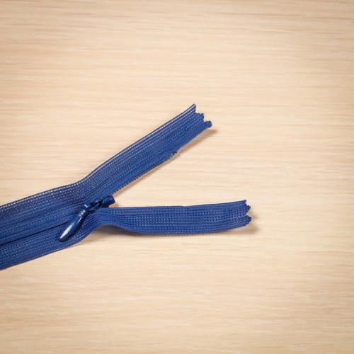 Молния потайная Т3 50 см Греция синий