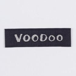 "Термоаппликация ""VooDoo"" 5,4х1,5см"