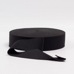 Резина бельевая 40мм черный