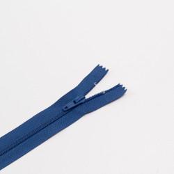 Молния спираль Т3 20см брючная василек