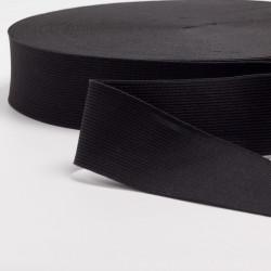 Резина бельевая 60мм черный