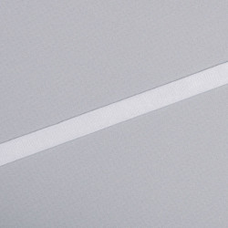 Резина бретельная 9мм белый
