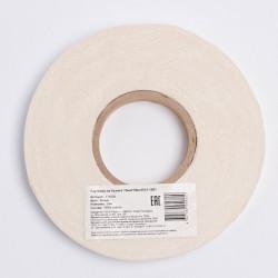 Паутинка на бумаге 15мм белый