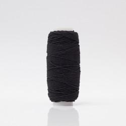 Резина шпульная черный