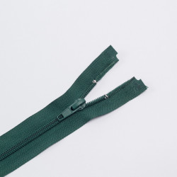 Молния спираль Т5 80см разъемная зеленый