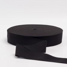Резина бельевая черная, 35мм