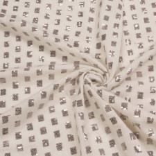 Трикотажное полотно вязаное