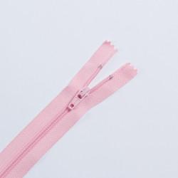 Молния спираль Т3 20см брючная розовый