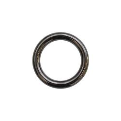 Кольцо металл 25х5мм черный никель