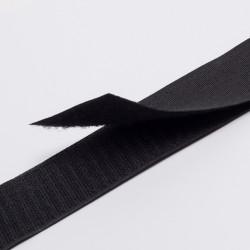 """Лента контактная """"Велкро"""" пришивная 50мм черный"""