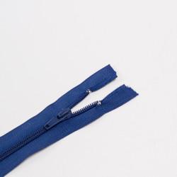 Молния спираль Т5 85см раз. синий