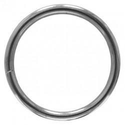 Кольцо металл разъемное 50х5мм никель