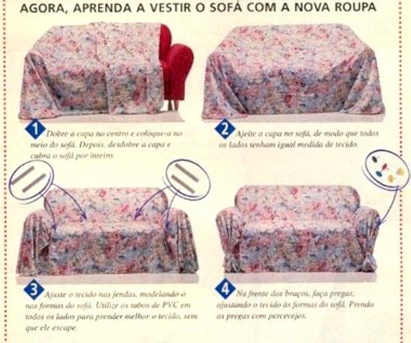 чехлы выкройки на диван с фото