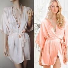 Инструкция по пошиву простого халата с запахом и халата -кимоно, советы