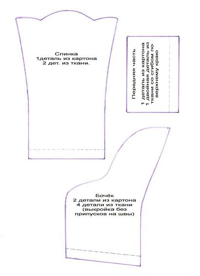 Сшить игольницу выкройки и пошаговая инструкция